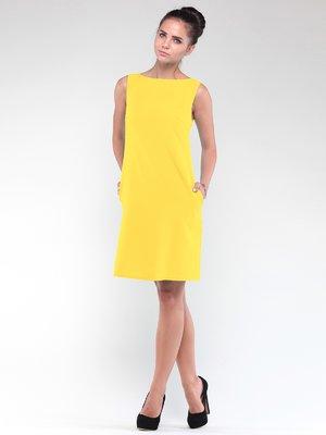 Платье желтое | 1840472