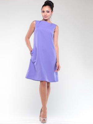 Платье сиреневое | 1840473
