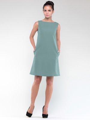 Сукня оливкового кольору | 1840475
