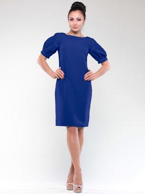 Платье цвета электрик | 1842226