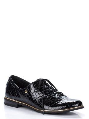 Туфли черные | 1844648