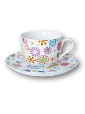 Чашка (100 мл) з блюдцем   1849480