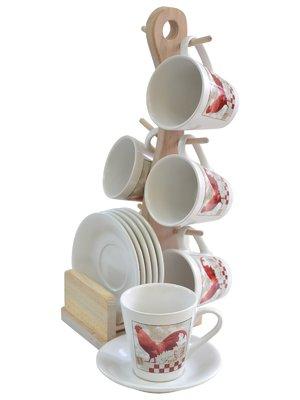 Набор чайный (12 предметов) | 1849368
