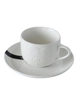 Чашка (250 мл) з блюдцем   1849446