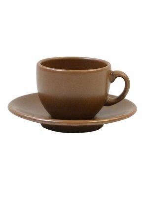 Чашка (95 мл) з блюдцем кавова | 1849525