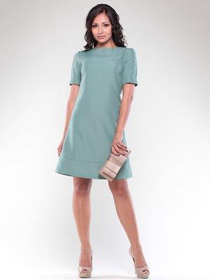 Платье оливковое | 1850750