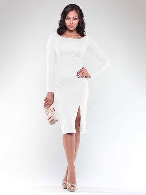 Платье молочного цвета | 1850767
