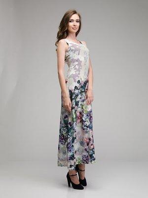 Платье цветочной расцветки | 1855384
