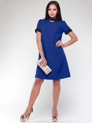 Платье цвета электрик   1861184