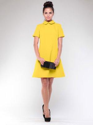 Платье желтое   1861186
