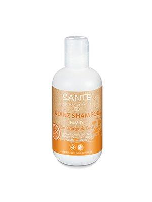 Шампунь для блиску волосся «Апельсин і кокос» (200 мл) | 1861684