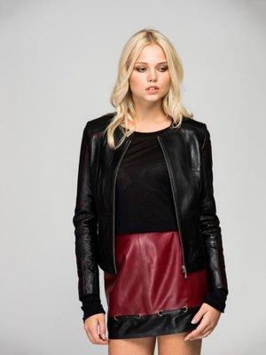 Куртка чорна | 1863712