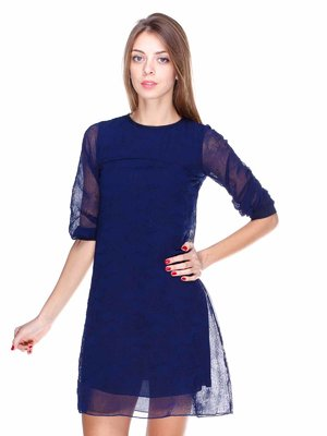 Сукня синя   1800681