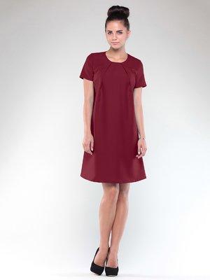 Платье сливового цвета   1887532