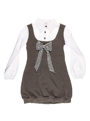 Сукня двоколірна | 1878910