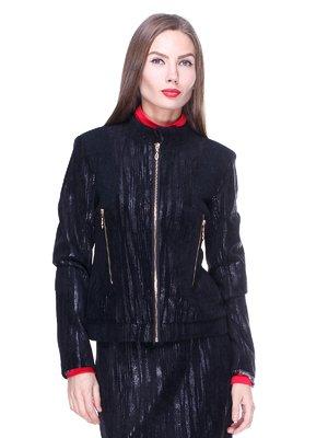 Куртка черная   1891384