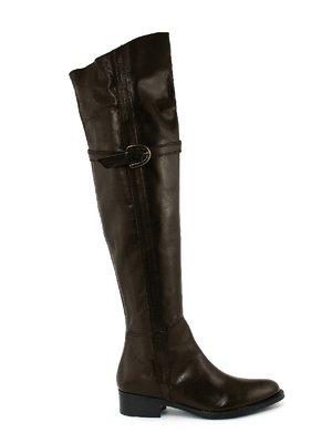 Чоботи темно-коричневі | 1892810