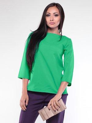 Блуза зеленая | 1896890