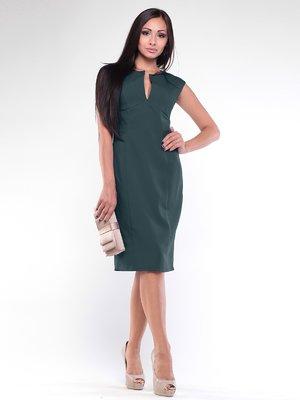 Сукня темно-смарагдового кольору   1896926