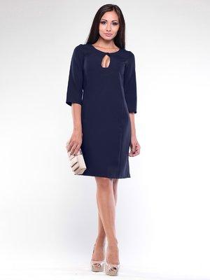 Платье темно-синее | 1896972