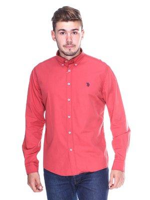 Рубашка красная | 1894809