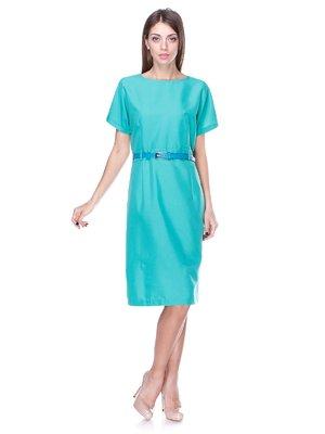Платье бирюзовое | 1746791