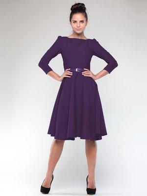 Сукня темно-фіолатового кольору   1908614