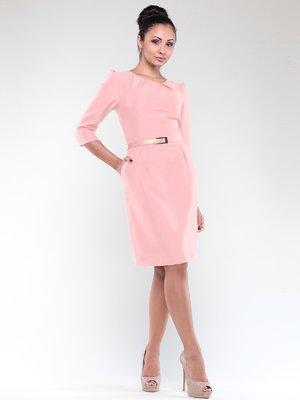 Платье персикового цвета | 1908629
