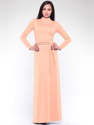 Сукня персикового кольору   1911195