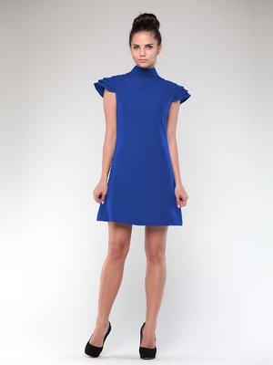 Сукня кольору електрик | 1912485