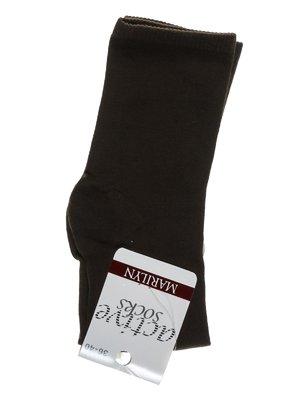 Носки коричневые   1913288