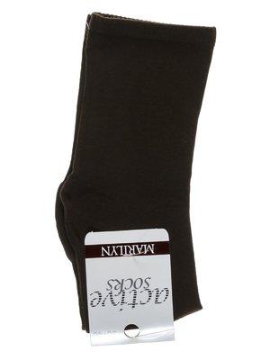 Носки табачного цвета   1913290