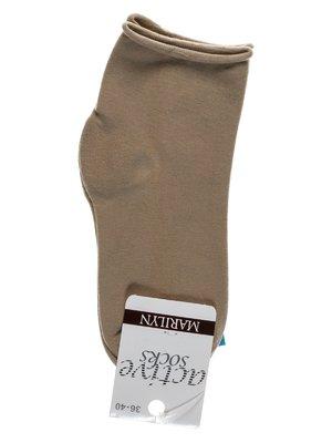 Носки темно-бежевые   1913311