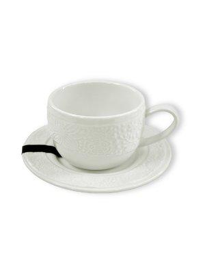Чашка (250 мл) з блюдцем | 1914223