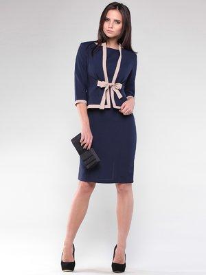 Комплект: платье и жакет | 1917740