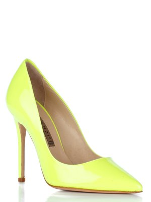 Туфлі лимонного кольору | 1921277