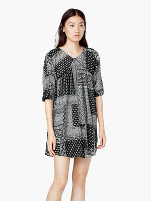 Сукня чорно-сіра | 1925526
