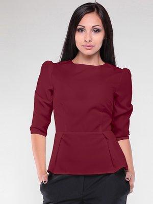 Блуза сливового кольору | 1927069