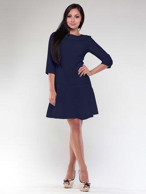Платье темно-синее | 1927115
