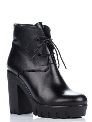 Ботинки черные | 1912618