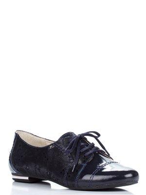 Туфлі сині | 1926595