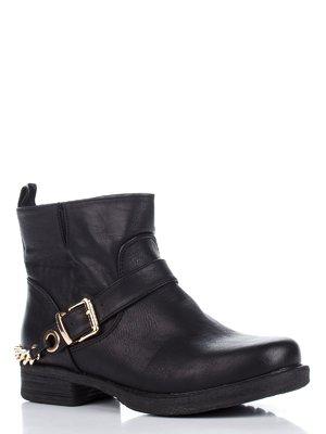Ботинки черные   1930770