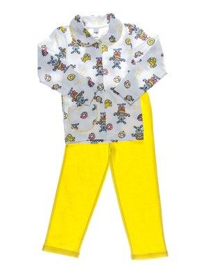 Пижама: кофта и штаны - NISO BABY - 1928944