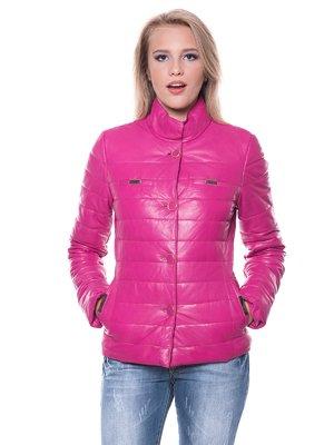 Куртка рожева | 1954182