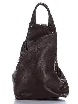 Рюкзак кавового кольору | 1954581