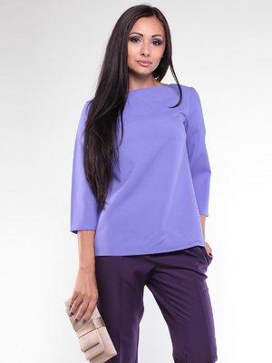 Блуза сиреневого цвета | 1958981