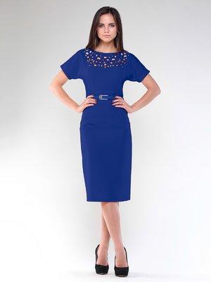 Платье цвета электрик | 1959011