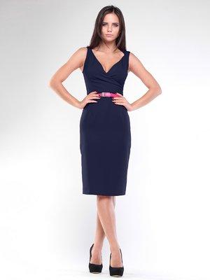 Сукня темно-синя | 1959018