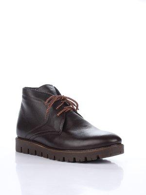 Ботинки коричневые   1960106