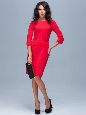 Платье красное | 1960118